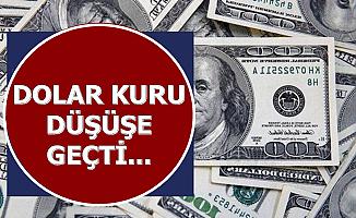 Son Dakika: Dolar Kuru Düşüşe Geçti