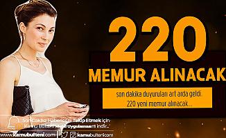 Son Dakika! Göç İdaresi Genel Müdürlüğü'ne 220 Memur Alımı Yapılacak!