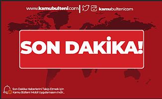 Son Dakika.. İzmir Bornova'da Patlama Sonrası Yangın-İlk Görüntüler Geldi