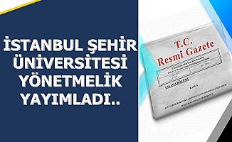 Tartışmaların Odağındaki İstanbul Şehir Üniversitesi, Yönetmelik Yayımladı
