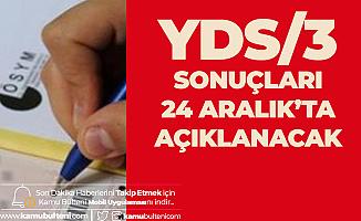 YDS Sonuçları 24 Aralık'ta ÖSYM Tarafından Açıklanacak! YDS Soruları, Cevaplar ve Yorumlar