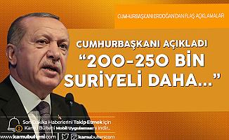 """""""200-250 Bin Suriyeli Daha Sınırımıza Doğru Harekete Geçti"""""""