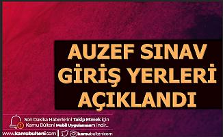 AUZEF 11-12 Ocak 2020 Final Sınavı Giriş Belgesi Yayımlandı-AKSİS Giriş Sayfası