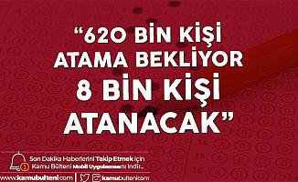 CHP'li Özel'den Sağlıkçı Ataması Yönünde Çağrı: 620 Bin Kişi Atama Bekliyor! 8 Bin Atama Yapılacak