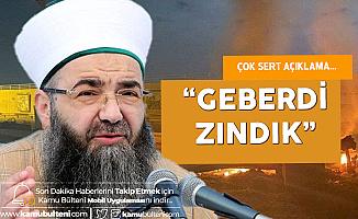 Cübbeli Ahmet'ten Çok Sert Süleymani Yorumu: Gebermiş Zındık