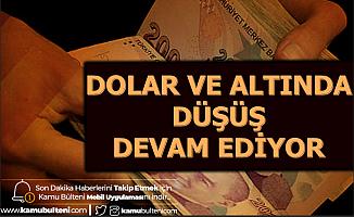 Dolar ve Altın Fiyatlarında Son Durum 13 Ocak 2020
