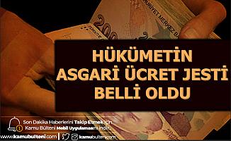 Erdoğan Jest Yapacağız Demişti: Asgari Ücrete Jest Miktarı Belli Oldu 2020