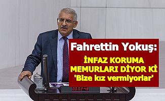 Fahrettin Yokuş'tan CTE Personelleri açıklaması