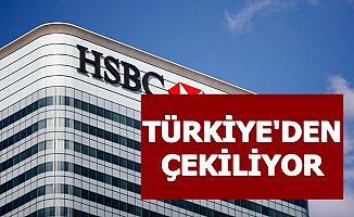 HSBC Bank Türkiye'den Çekiliyor