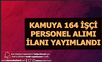 İŞKUR Kamuya 164 Personel Alımı Yapıyor