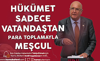İYİ Partili Hasan Subaşı: Hükümet Sadece Vatandaştan Para Toplamayla Meşgul