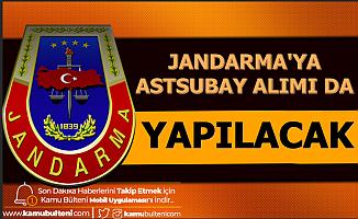 Jandarma, Astsubay Alımı da Yapacak