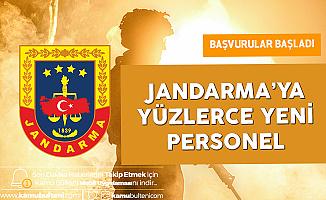 Jandarma Subay Alımı Başvuruları Başladı