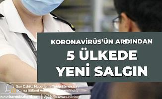 Korona Virüsünün Ardından Yeni Salgın! 5 Ülkede 41 Ölü