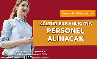 Kültür ve Turizm Bakanlığı Türkiye Yazma Eserler Kurumu Başkanlığı'na Memur Alımı Gerçekleştirilecek