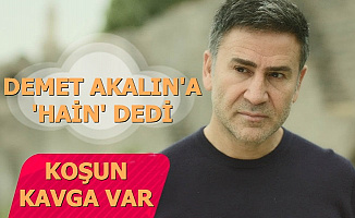 Magazin Bombası: İzzet Yıldızhan Demet Akalın'a 'Hain' Dedi