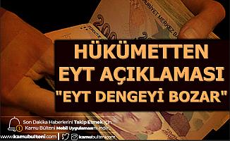Hükümetten Flaş EYT ve Kıdem Tazminatı Açıklaması