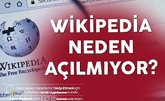 """""""Wikipedia'nın Erişim Engelinin Bir An Önce Kaldırılmasını Bekliyoruz"""""""