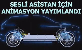 Yerli Otomobil Sesli Asistanı İçin Animasyon Yayımlandı-İşte Animasyon