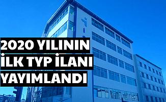 2020'nin İlk TYP Personel Alımı İlanı İşkur'da Yayımlandı
