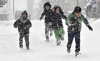 3 Şehirde Kar Tatili İlan Edildi! Giresun, Bitlis ve Van'da Yarın Okullar Tatil