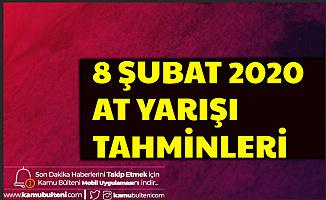 Son Dakika... 8 Şubat Adana At Yarışı Tahminleri (1. ve 2. Altılı Ganyan Tahmini)