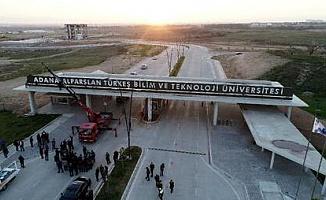 Adana Alparslan Türkeş Bilim ve Teknoloji Üniversitesi'ne Sürekli İşçi Alınacak