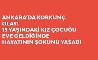 Ankara'da Dehşet! Karısını Boğarak Öldürdü