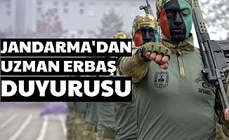 Art Arda 2 Duyuru: Jandarma Uzman Erbaş Duyurusu