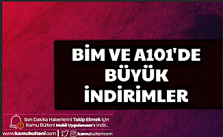 Bim ve A101 Sevgililer Günü İndirimleri -İşte Hediyelik Ürünler 13-14 Şubat 2020 Aktüel Ürün Kataloğu