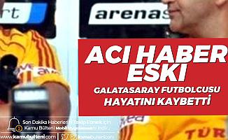 Galatasaraylı Eski Futbolcu Mustafa Yücedağ Kalp Krizi Geçirerek Hayatını Kaybetti