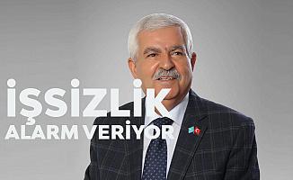 Gaziantep Milletvekili İmam Hüseyin Filiz: İşsizlik Alarm Veriyor