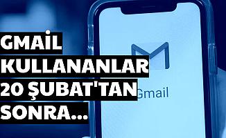 Gmail'de Köklü Değişiklik