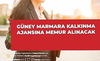 Güney Marmara Kalkınma Ajansına Personel Alımı Yapılacak