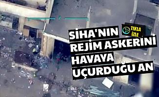 İdlip'te Son Durum: TSK'nın Rejimi Vurduğu Anın Videosu