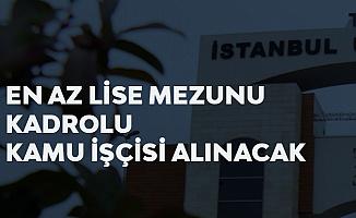 İstanbul Üniversitesi Cerrahpaşa'ya Temizlik Personeli ile Hata ve Yaşlı Bakımcısı Alımı Yapacak