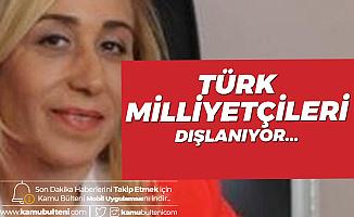 İYİ Parti'den İstifalar Art Arda Gelmişti! Antalya Milletvekili: Türk Milliyetçileri Dışlanıyor