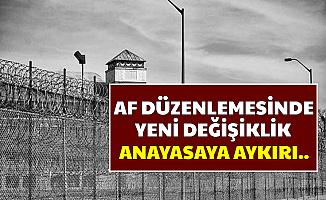 Mahkumlara Af İçin Son Dakika Haberi: Yeni Değişiklik Geliyor 2020