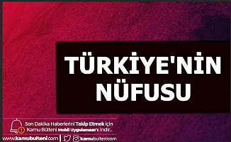 Nüfus Sayımı Yapıldı-İşte Türkiye'nin Nüfusu 2020 (Nüfusu En Az En Çok İller)