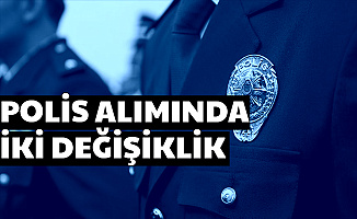 EGM Polis Alımında 2 Önemli Değişiklik Yapıldı 2020