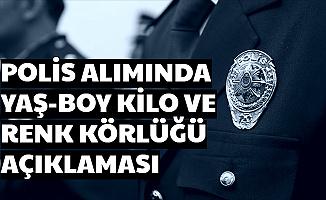 POMEM, PAEM ve PMYO Polis Alımı Başvuru Şartları Değişikliği TBMM'de