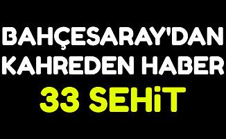 Son Dakika: Bahçesaray'daki Çığ Faciasında 33 Şehit Hayatını Kaybedenlerin İsimleri