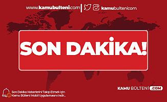 Van Çatak'ta Bir Çığ Düştü