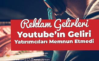 Youtube'un Reklam Gelirleri İlk Defa Açıklandı