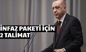 Af Ne Zaman Gelecek? Cumhurbaşkanı Erdoğan'dan 2 Talimat Geldi