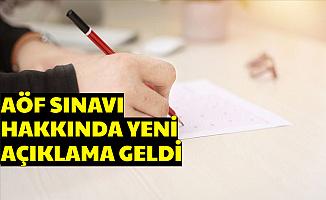AÖF İnternet Üzerinden Sınavlar Nasıl Olacak? Anadolu Üniversitesi'nden Açıklama
