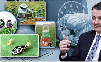 Arıcılık Desteği, Yem Bitkileri Desteği ile Biyolojik ve Biyoteknik Mücadele Desteği Ödemeleri Hesaba Yatıyor