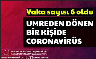 Bir Kişide Daha Coronavirüs Tespit Edildi: Türkiye'de Vaka Sayısı 6 Oldu