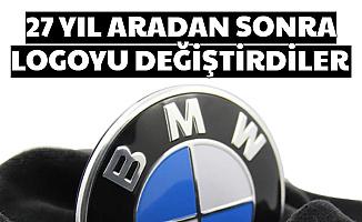 BMW Logosunu Değiştirdi-İşte Yeni Logo