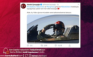 Dışişleri Bakanı Çavuşoğlu: Bayrağımıza Uzanan Tüm Hain Elleri Kıracağız